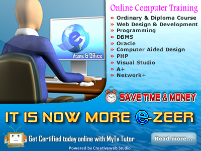 MyTV Tutor Online Training