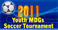 Youth MDG Soccer Tournament